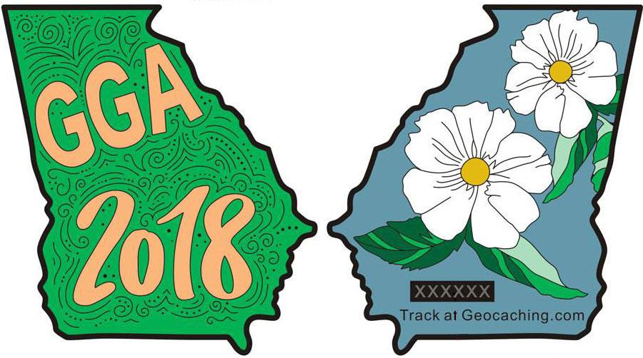 2018 GGA Coin